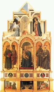 Piero della Francesca's masterpiece in Perugia