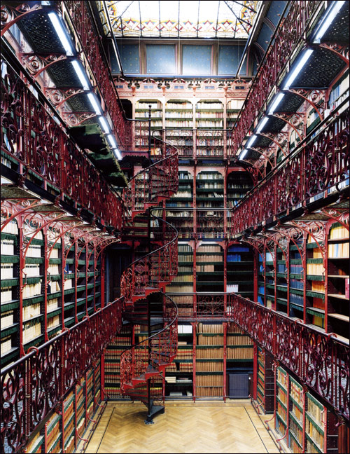 Not my library, but I can dream